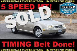 2004 Volkswagen Jetta GL 5 SPEED MANUAL in Santa Clarita, CA 91390