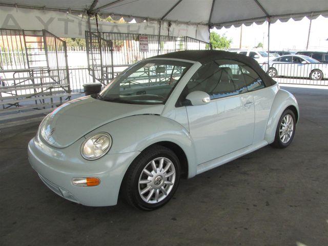 2004 Volkswagen New Beetle GLS Gardena, California