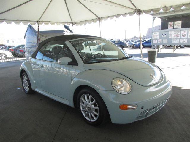 2004 Volkswagen New Beetle GLS Gardena, California 3
