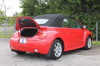 2004 Volkswagen New Beetle GLS Hollywood, Florida 33