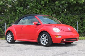 2004 Volkswagen New Beetle GLS Hollywood, Florida 20