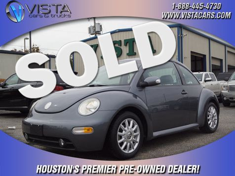 2004 Volkswagen New Beetle GLS in Houston, Texas