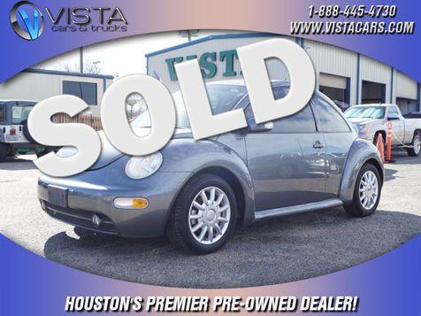 2004 Volkswagen New Beetle GLS in Houston, Texas