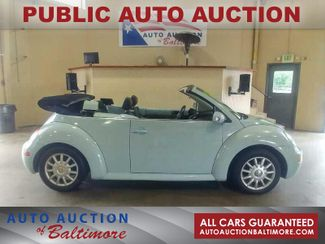 2004 Volkswagen New Beetle GLS | JOPPA, MD | Auto Auction of Baltimore  in Joppa MD