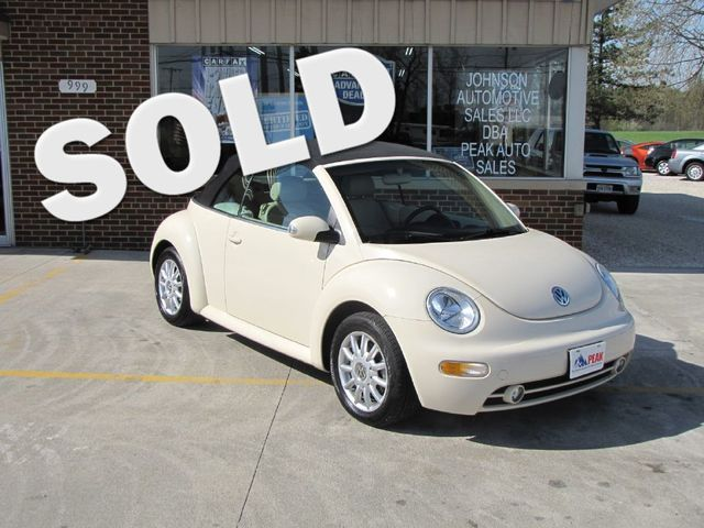 2004 Volkswagen New Beetle GLS Turbo