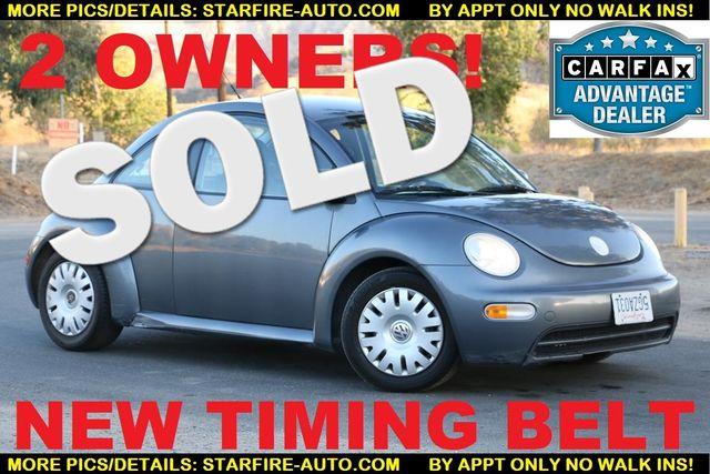 2004 Volkswagen New Beetle GL Santa Clarita, CA