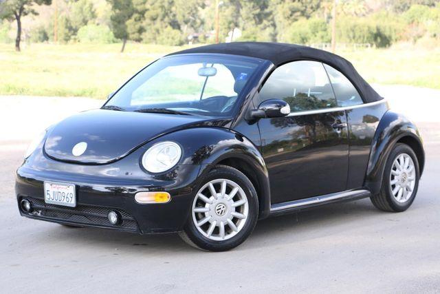 2004 Volkswagen New Beetle GLS Santa Clarita, CA 1