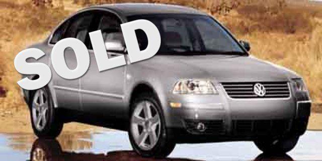 2004 Volkswagen Passat GL in Albuquerque, New Mexico 87109