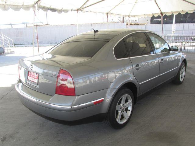 2004 Volkswagen Passat GLX Gardena, California 2