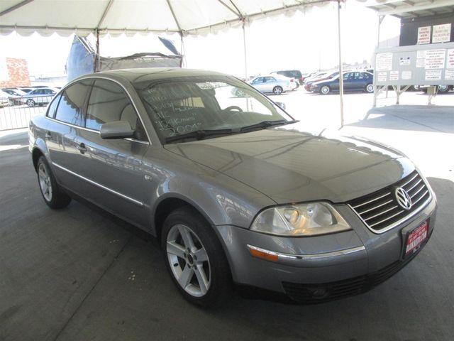 2004 Volkswagen Passat GLX Gardena, California 3