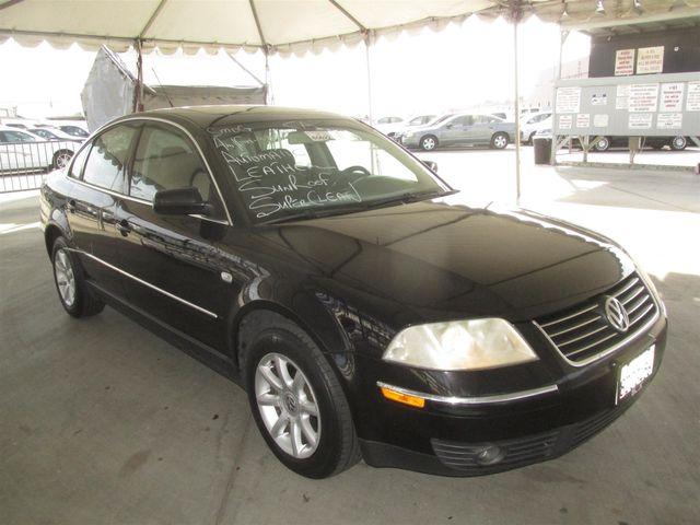 2004 Volkswagen Passat GLS Gardena, California 3