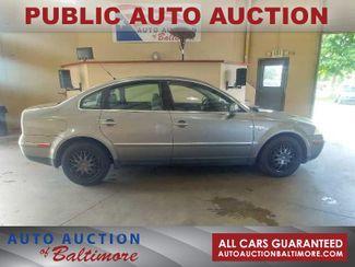 2004 Volkswagen Passat GL | JOPPA, MD | Auto Auction of Baltimore  in Joppa MD