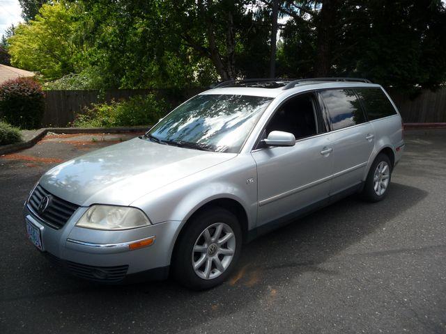 2004 Volkswagen Passat GLS in Portland OR, 97230