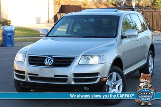 2004 Volkswagen TOUAREG 3.2L SPORT UTILITY SERVICE RECORDS in Woodland Hills CA, 91367