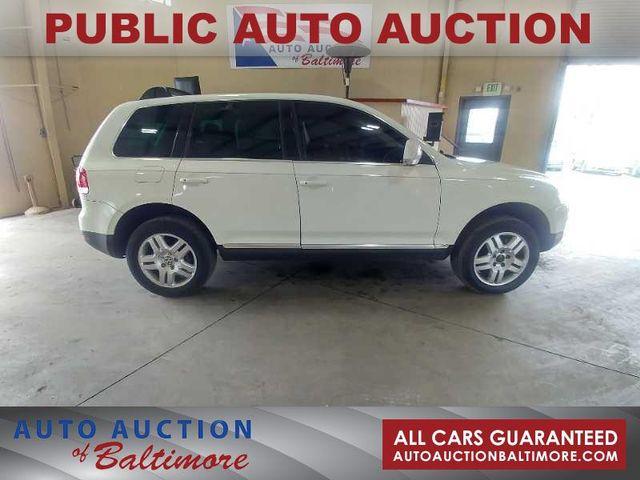 2004 Volkswagen Touareg  | JOPPA, MD | Auto Auction of Baltimore  in Joppa MD