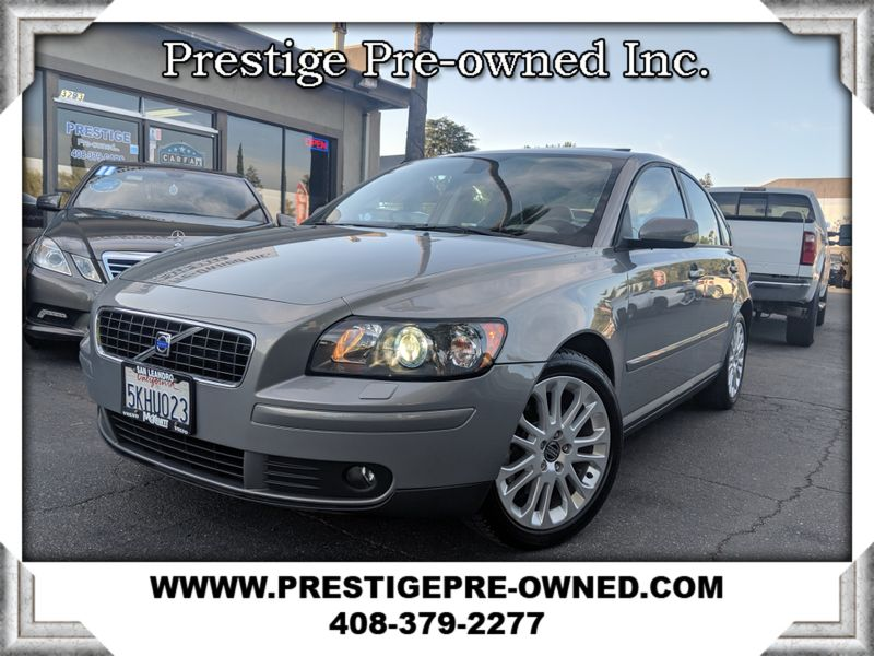 2004 Volvo S40 ((**LEATHER/NAVIGATION/MOONROOF/HEATED SEATS**))  in Campbell CA