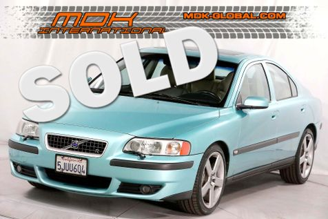 2004 Volvo S60 R - AWD - 300hp - New tires in Los Angeles