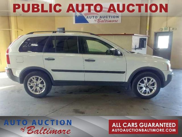 2004 Volvo XC90  | JOPPA, MD | Auto Auction of Baltimore  in Joppa MD