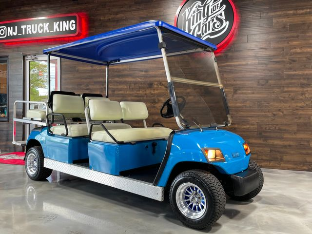 2004 Yamaha Gas Golfcart 6 SEATER MUST SEE WOW in Woodbury, New Jersey 08093