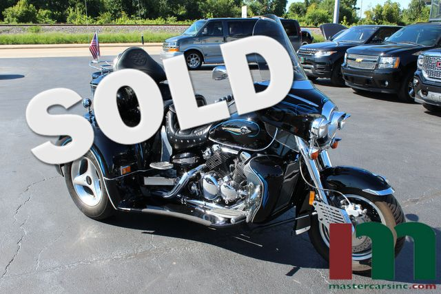 2004 Yamaha Royal Star Venture Trike | Granite City, Illinois | MasterCars Company Inc. in Granite City Illinois