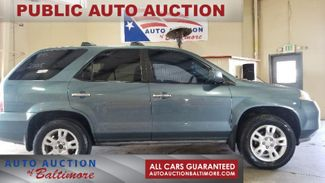 2005 Acura MDX Touring   JOPPA, MD   Auto Auction of Baltimore  in Joppa MD