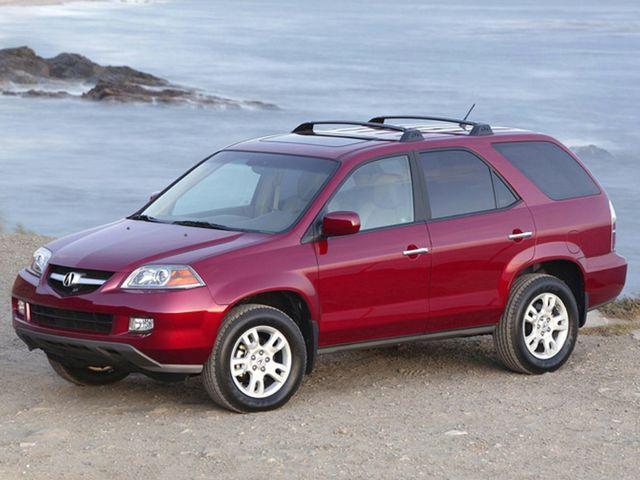 2005 Acura MDX Touring