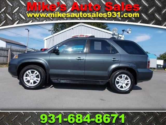 2005 Acura MDX Touring Shelbyville, TN