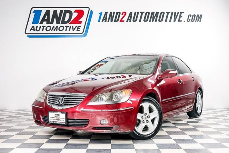2005 Acura RL 3.5RL with Navigation System in Dallas TX