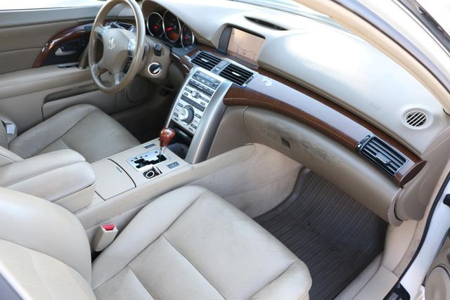 2005 Acura RL Santa Clarita, CA 9