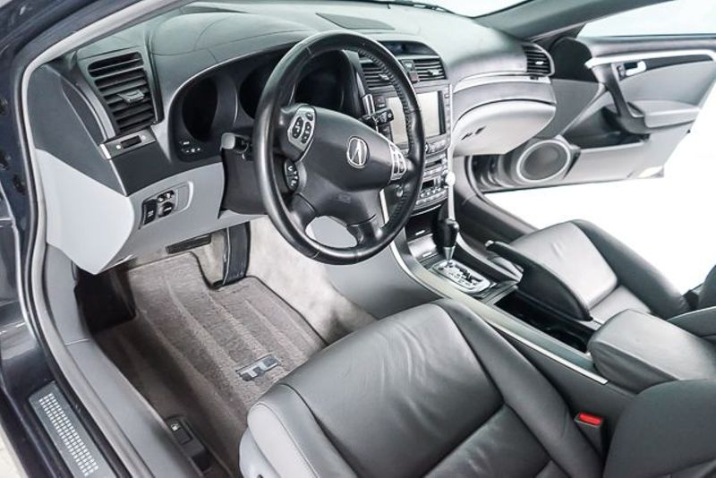 Acura TL Speed AT With Navigation System Dallas TX - 2005 acura tl navigation