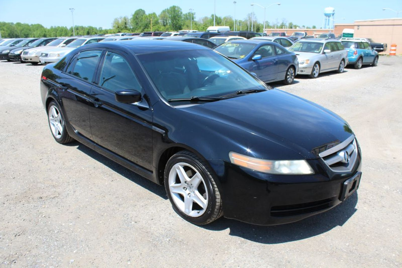 2005 Acura Tl City Md South County Public Auto Auction