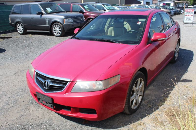 2005 Acura TSX   city MD  South County Public Auto Auction  in Harwood, MD