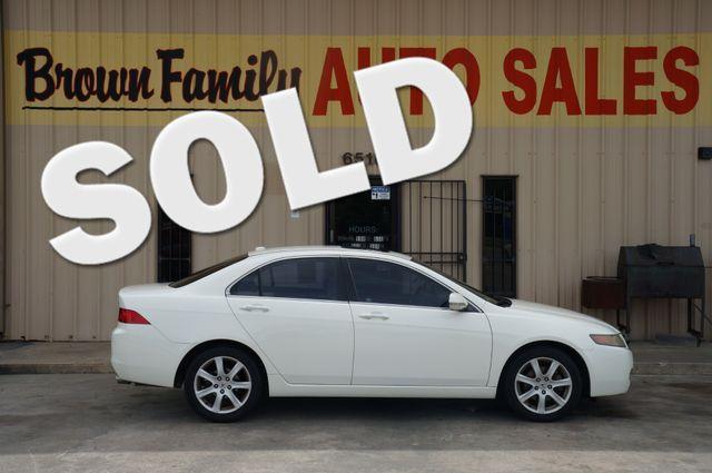 2005 Acura TSX  | Houston, TX | Brown Family Auto Sales in Houston TX