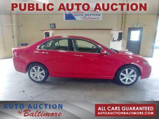 2005 Acura TSX  | JOPPA, MD | Auto Auction of Baltimore  in Joppa MD