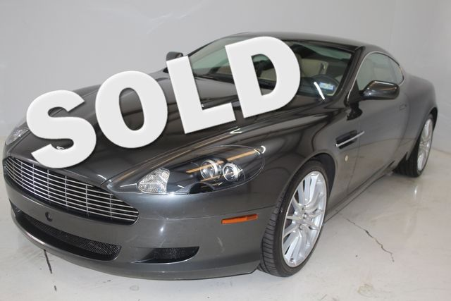 2005 Aston Martin DB9 Houston, Texas 0