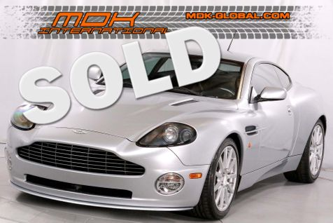 2005 Aston Martin Vanquish S - Only 14K miles - Well optioned! in Los Angeles