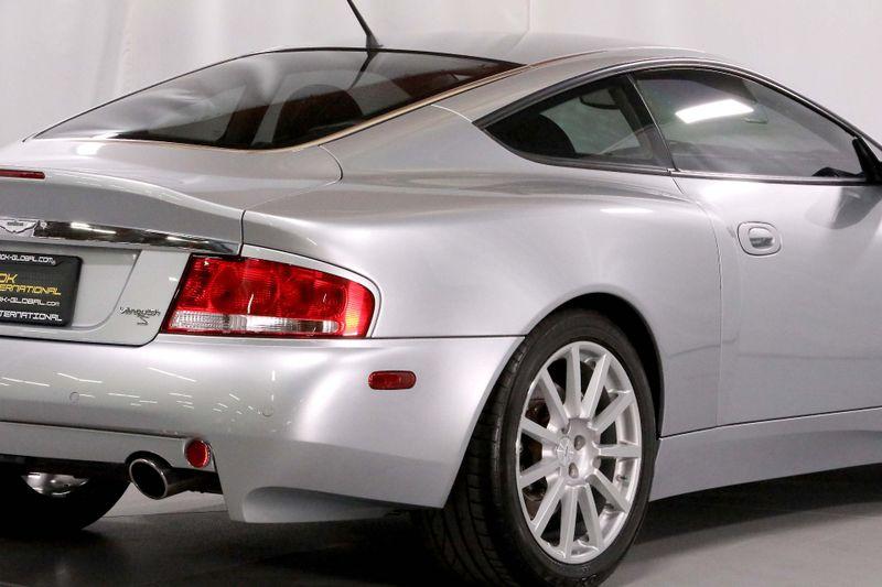 2005 Aston Martin Vanquish S - Only 14K miles - Well optioned  city California  MDK International  in Los Angeles, California