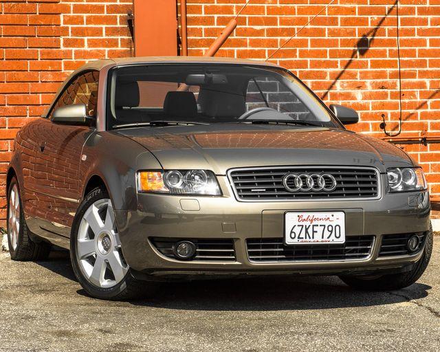2005 Audi A4 3.0L Burbank, CA 1