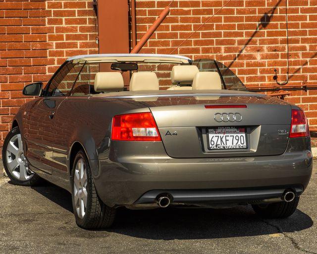 2005 Audi A4 3.0L Burbank, CA 7