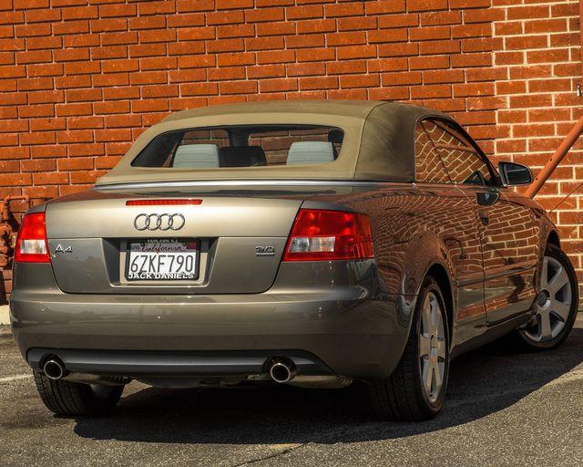 2005 Audi A4 3.0L Burbank, CA 6