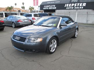 2005 Audi A4 3.0L Convertible in Costa Mesa California, 92627