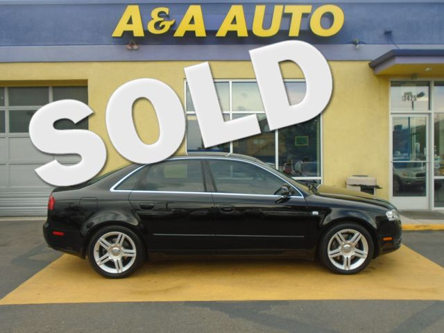 2005 Audi A4 2.0T in Englewood CO, 80110