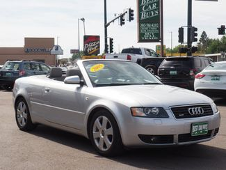 2005 Audi A4 3.0L Englewood, CO 2