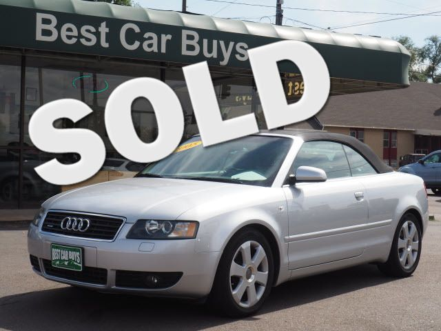 2005 Audi A4 3.0L Englewood, CO