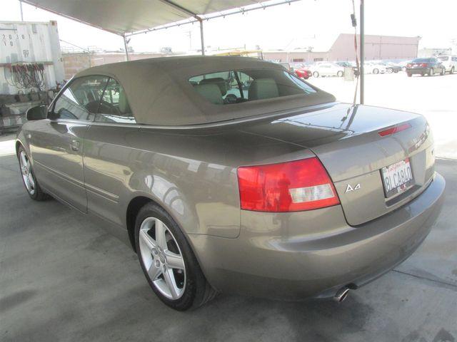 2005 Audi A4 1.8T Gardena, California 1