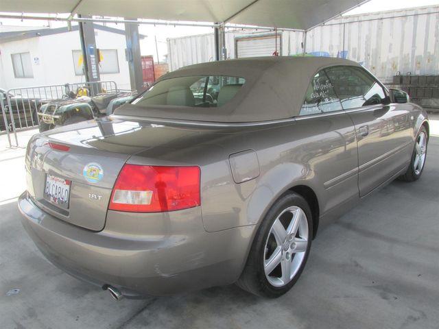 2005 Audi A4 1.8T Gardena, California 2