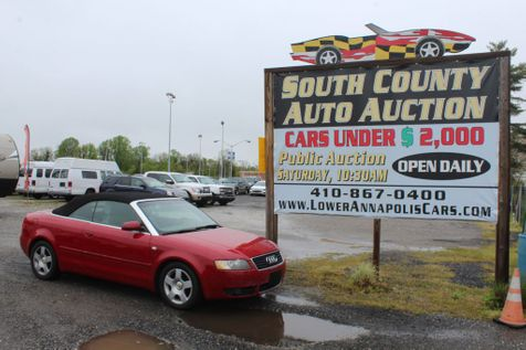 2005 Audi A4 1.8T in Harwood, MD