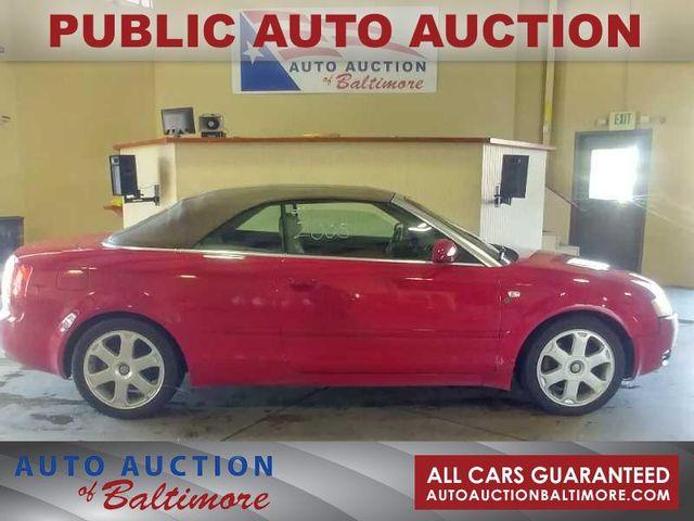 2005 Audi A4 3.0L | JOPPA, MD | Auto Auction of Baltimore  in Joppa MD