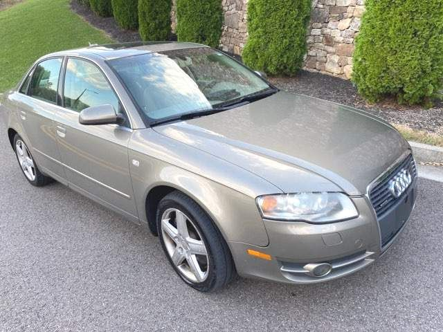 2005 Audi-Loaded!! Leather!! Mint!! A4-BUY HERE BUY HERE 2005.5-CARMARTSOUTH.COM 21 YRS IN BUSINESS