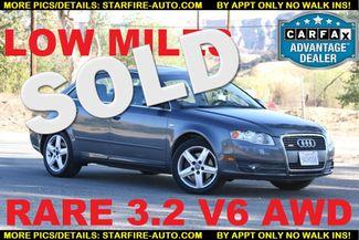 2005 Audi A4 3.2L in Santa Clarita, CA 91390